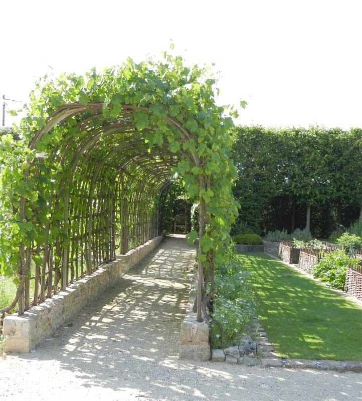 Jardin m di val de bois richeux for Jardin hildegarde